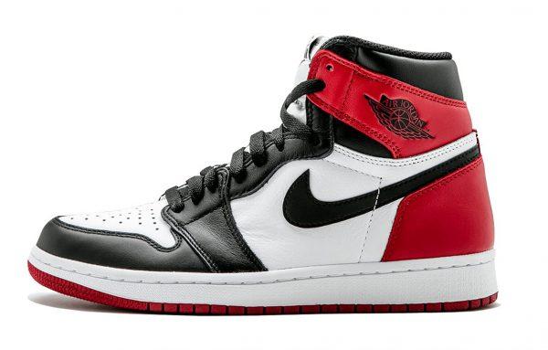 Jordan 1 Chicago Black Red